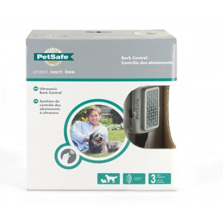 Zgarda anti-latrat cu ultrasunete PetSafe