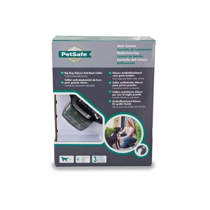 Zgarda anti-latrat PetSafe Big Dog Deluxe
