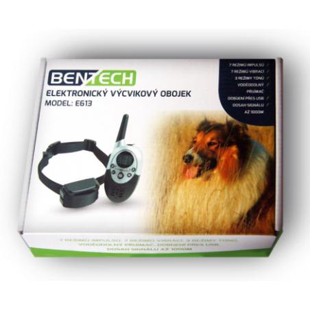 Elektronický výcvikový obojek BENTECH E613