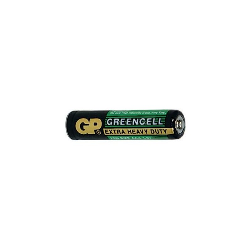 Baterie GP Greencell AAA, 1.5V